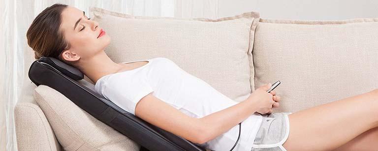 best massage chair pads